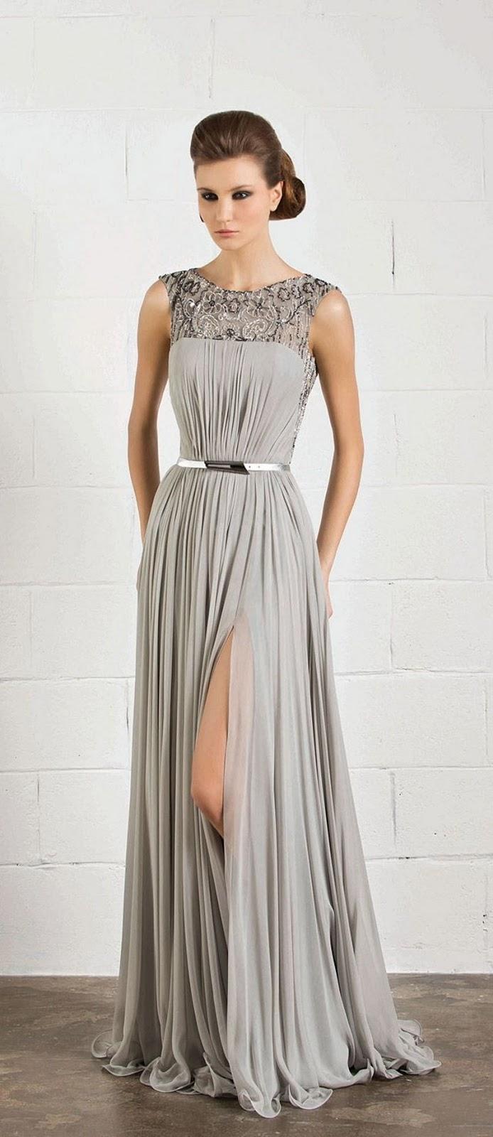 dea432fb3c2 Vestidos elegantes para damas ¡17 MARAVILLOSAS TENDENCIAS EN MODA ...