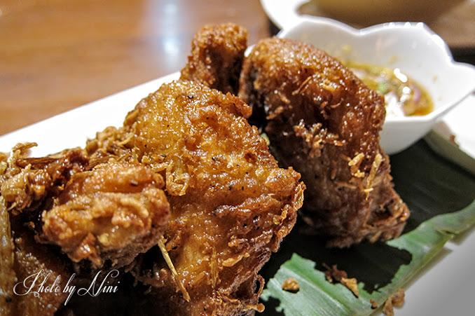 【台北大安區】泰美泰國原始料理。好吃到沒時間說話