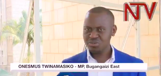 Ugandan MP Onesmus Twinamasiko Advices Men To Beat Their Wives
