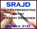 Member of The International Organization for  Self-Representing Artists in Jewelry Design