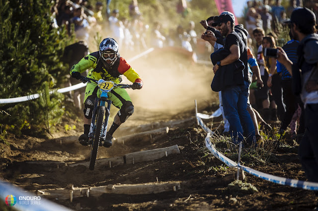 ENDURO WORLD SERIES 2016