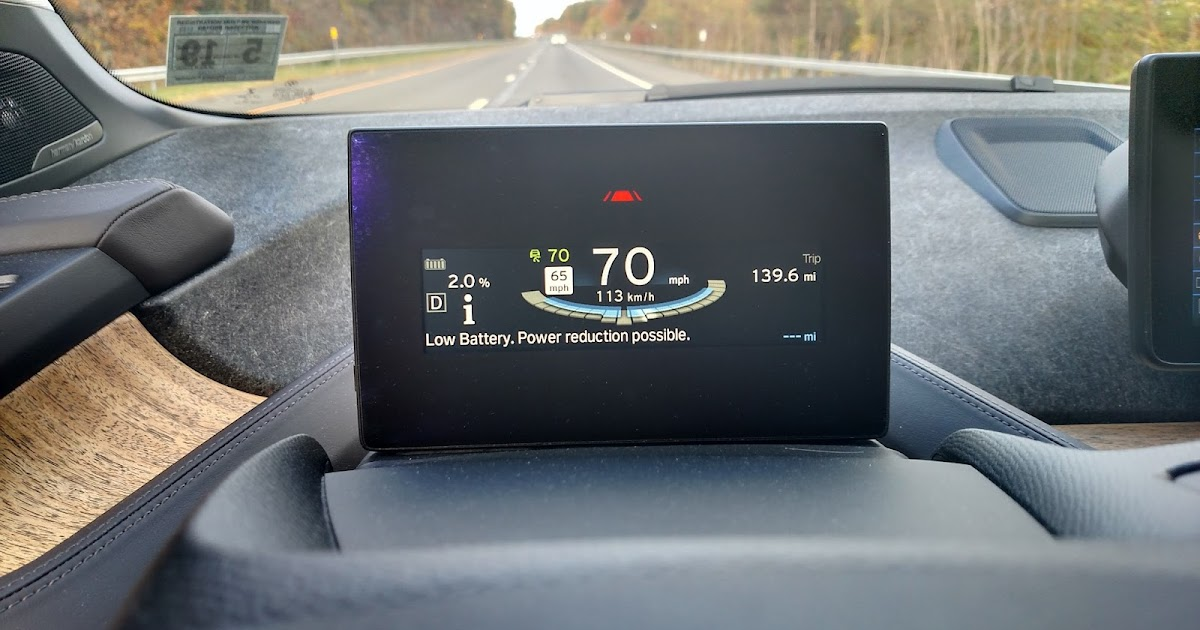 Incorrect State Of Charge Readings Causing Problems For I3 Owners The Electric Bmw I3