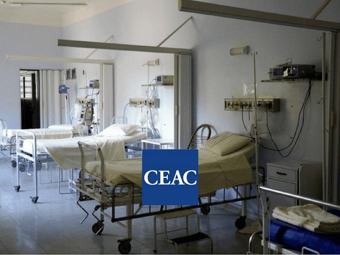 ¿Cómo es el trabajo de una auxiliar de enfermería?