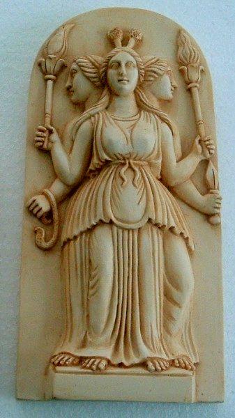 Resultado de imagen para hecate diosa