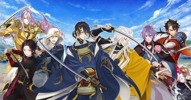 Katsugeki Touken Ranbu - Top Ufotable Anime [Best List]