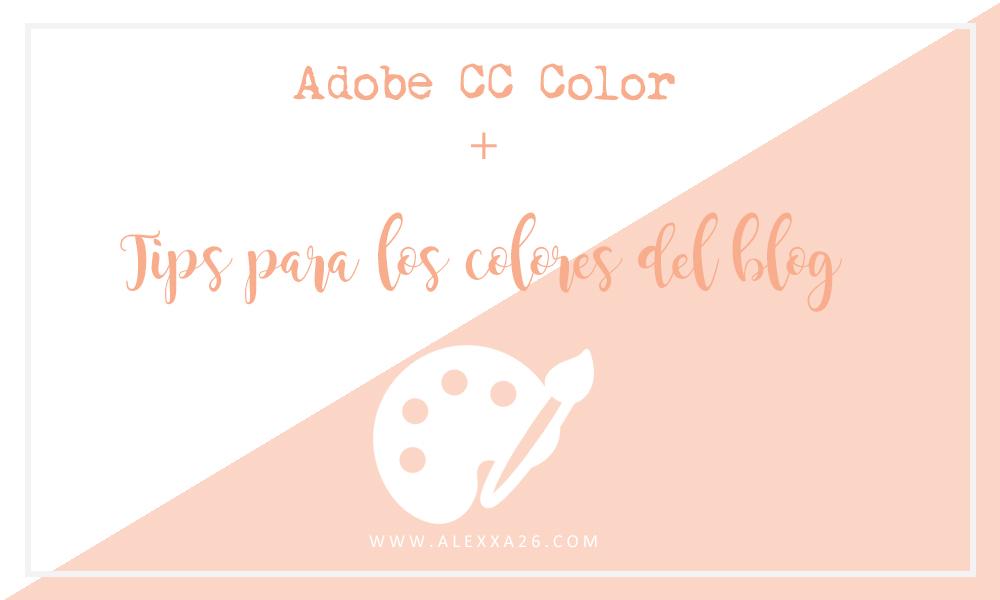 La herramienta web que te ayuda a elegir la guía de colores para tu blog + tips imprescindibles