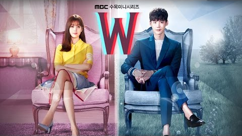 Drama Korea W Two World Subtitle Indonesia