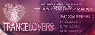 TRANCE LOVERS 2015