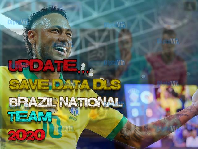 save-data-dls-brazil-national-team-update-season-2020