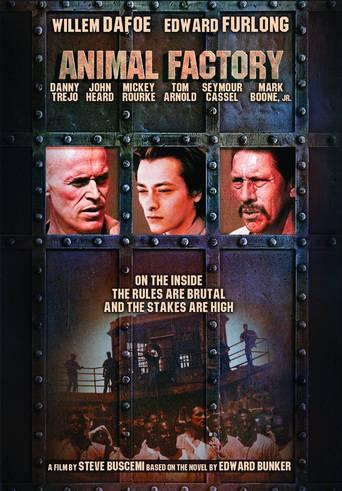 Animal Factory (2000) ταινιες online seires oipeirates greek subs