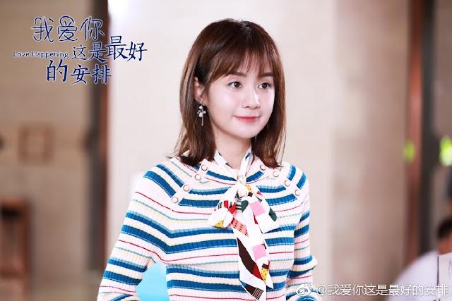 Love Happening Zheng He Hui Zi