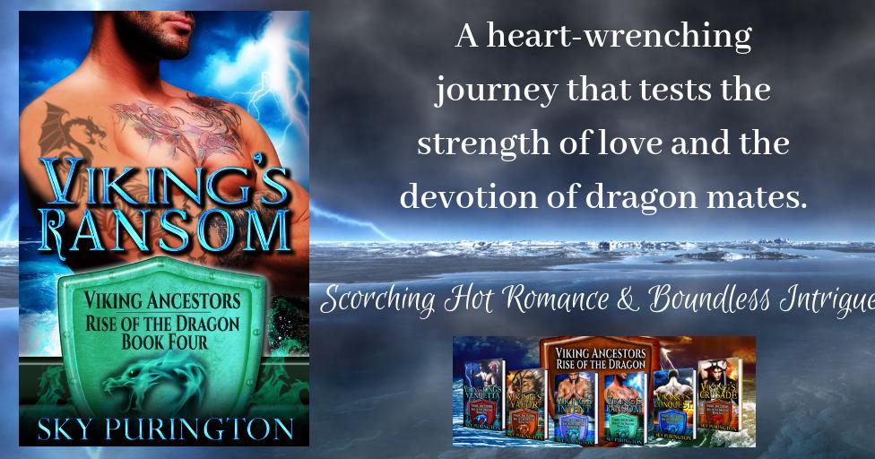 A Writer's Mind: Scorching Hot Romance  Boundless Intrigue  Viking's