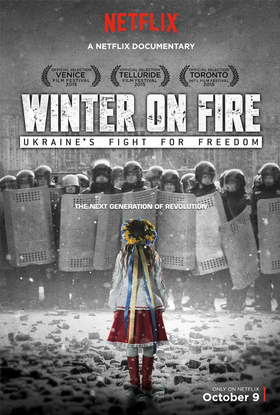 Winter on Fire – Dublado (2015)