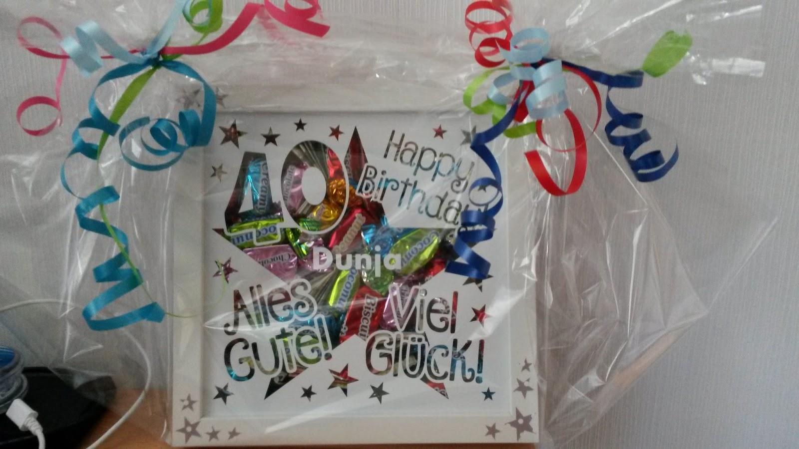 Geldgeschenk 18 Geburtstag Junge Geschenk Frau 40