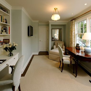 Modern Country Style Farrow And Ball Pale Powder Colour