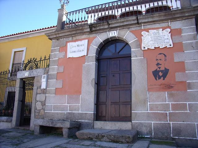 Cáceres, Poesía regionalista castellana, Extremadura, Castúo