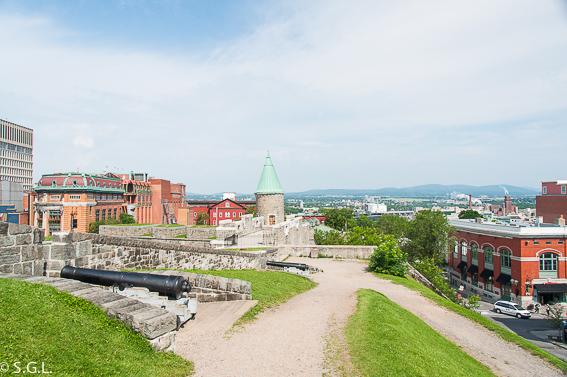 La ciudadela de Quebec
