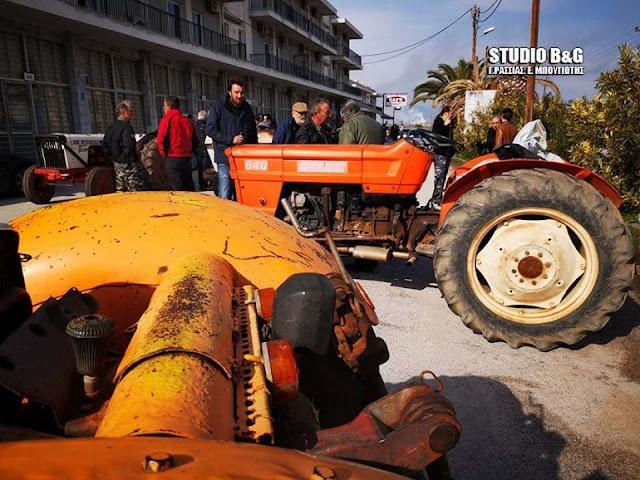 Η Πανελλαδική Επιτροπή των Μπλόκων καλεί τους αγρότες να βγουν στο δρόμο