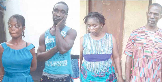 'We Sold Our Day-Old Baby For N250,000 To Pay Off Debts' – Suspect