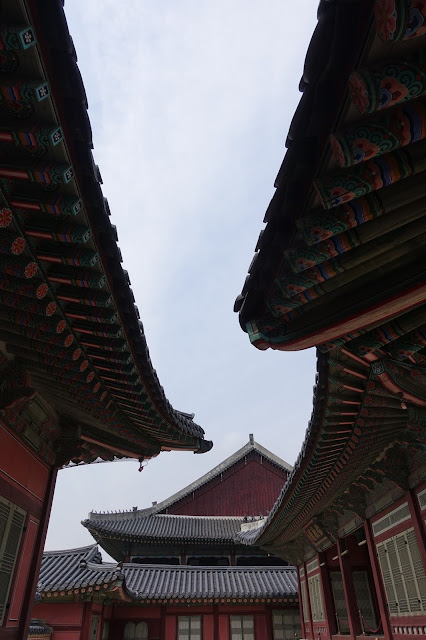 Palace roofs