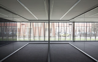 Interior CIB Pamplona