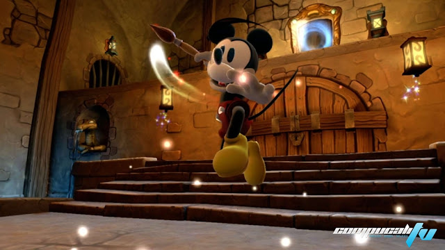 Epic Mickey 2 The Power Of Two Xbox 360 Español Región Free 2012
