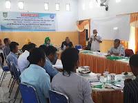 <b>Jaga Ekosistim Laut, DKP Kabupaten Bima Sosialisasi Alat Tangkap</b>