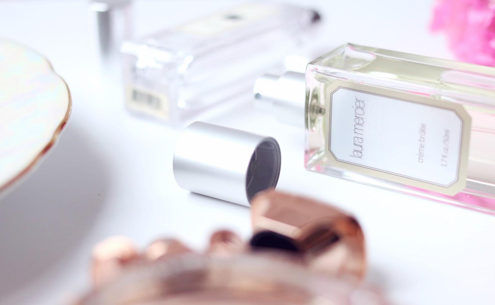 Laura Mercier Creme Brûlée Fragrance