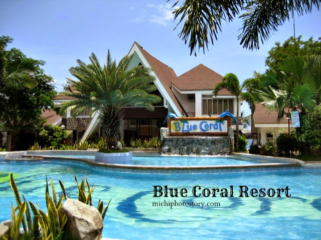 Michi Photostory Staycation At Blue Coral Resort