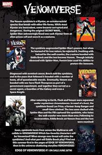 Venomverse Infographic