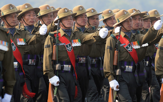 eligibility of Gorkhas for Indian Army recruitment