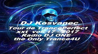Discovers trance DJ Kosvanec to the best trance radio online!