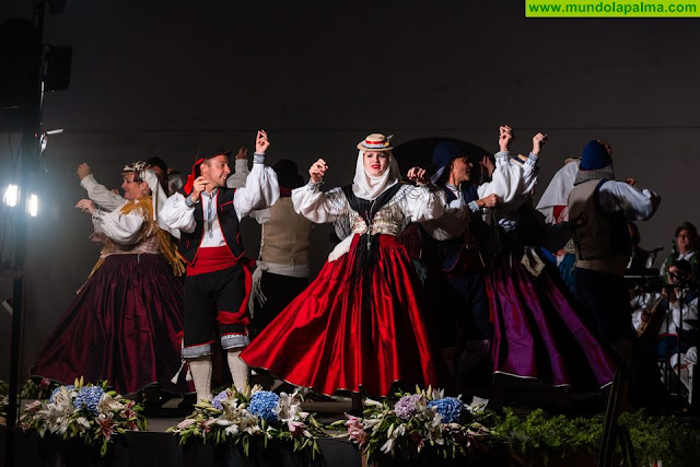 La Agrupación Folklórica Tagomate viaja hoy a Gran Canaria