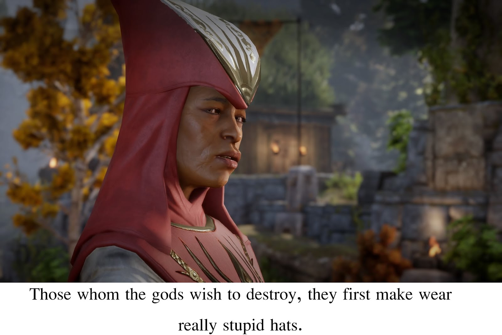 Thaddeus the Sixth: Dragon Age Delinquisition part 2: Herald of