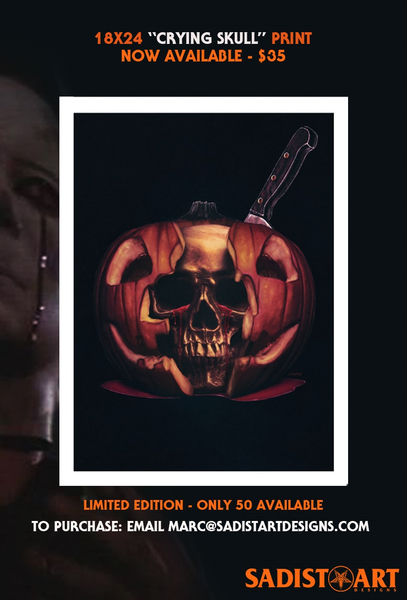 The Horrors of Halloween: HALLOWEEN II (1981) Art and ...