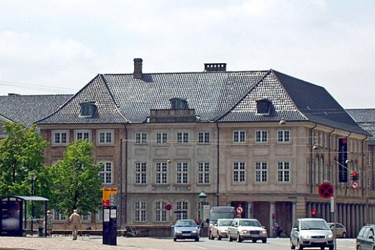 Museum Nasional Denmark, Kopenhagen