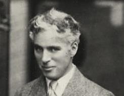 Чарли Чаплин в 1928