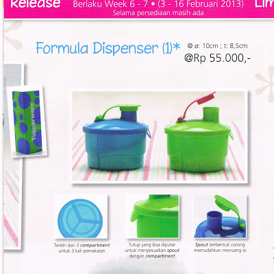 tupperware online raya katalog tupperware indonesia promo februari 2013. Black Bedroom Furniture Sets. Home Design Ideas