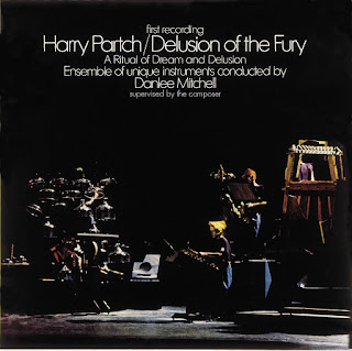 Harry Partch, Delusion of the Fury