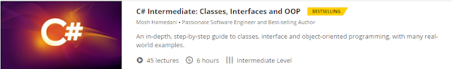 C# Intermediate: Classes, Interfaces and OOP