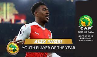 Arsenal Star Wins Continental Award