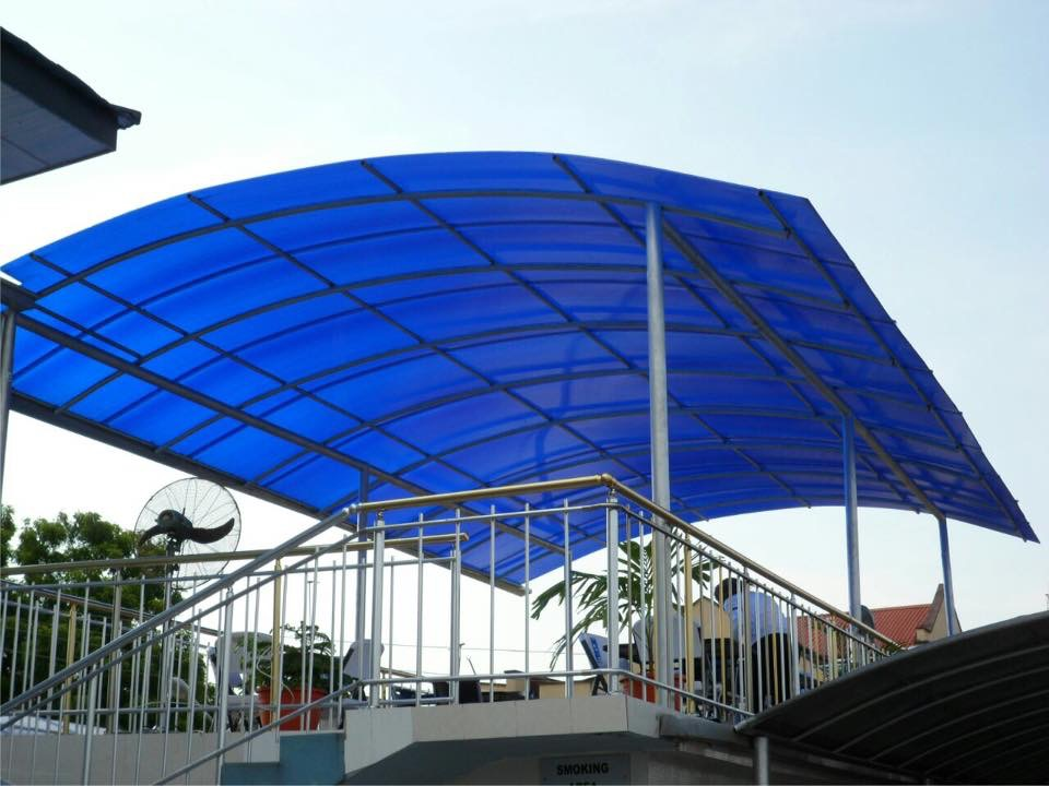 5 Benefits Of Commercial Outdoor Sun Shade Structures Today