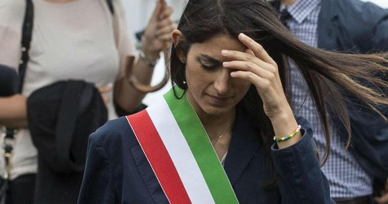 Una brutta giornata per il comune di Roma