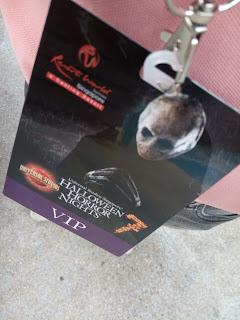 HHN7 VIP tag