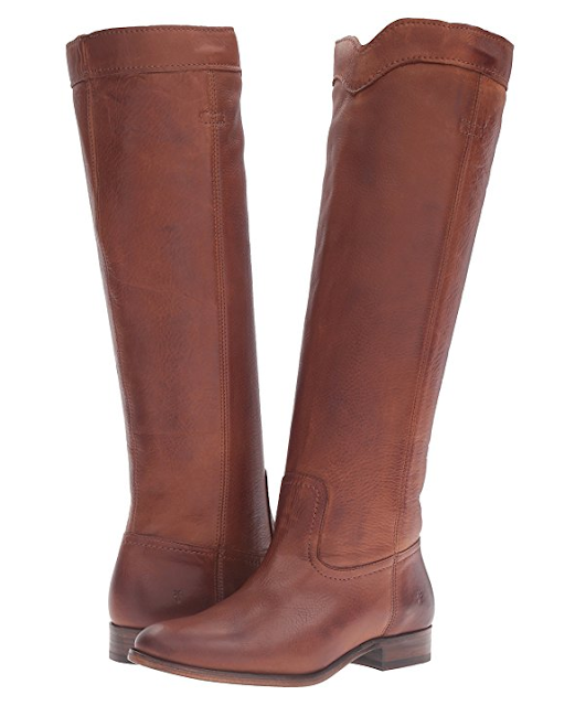 Amazon: FRYE Cara Roper Tall Riding Boots only $140 (reg $398) + free shipping!