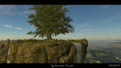 Easy Environments: Tree of Life
