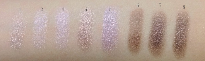 Lunasol Three-Dimensional Eyes 03 Mysterious Beige swatch