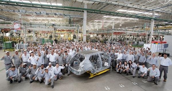 Nissan Abre Processo Seletivo com 2.400 vagas para sua Nova Fábrica no Estado do Rio