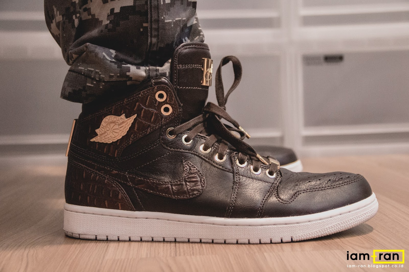 673e347b4e0 IAM-RAN: ON FEET : Dipsky - Nike Air Jordan 1