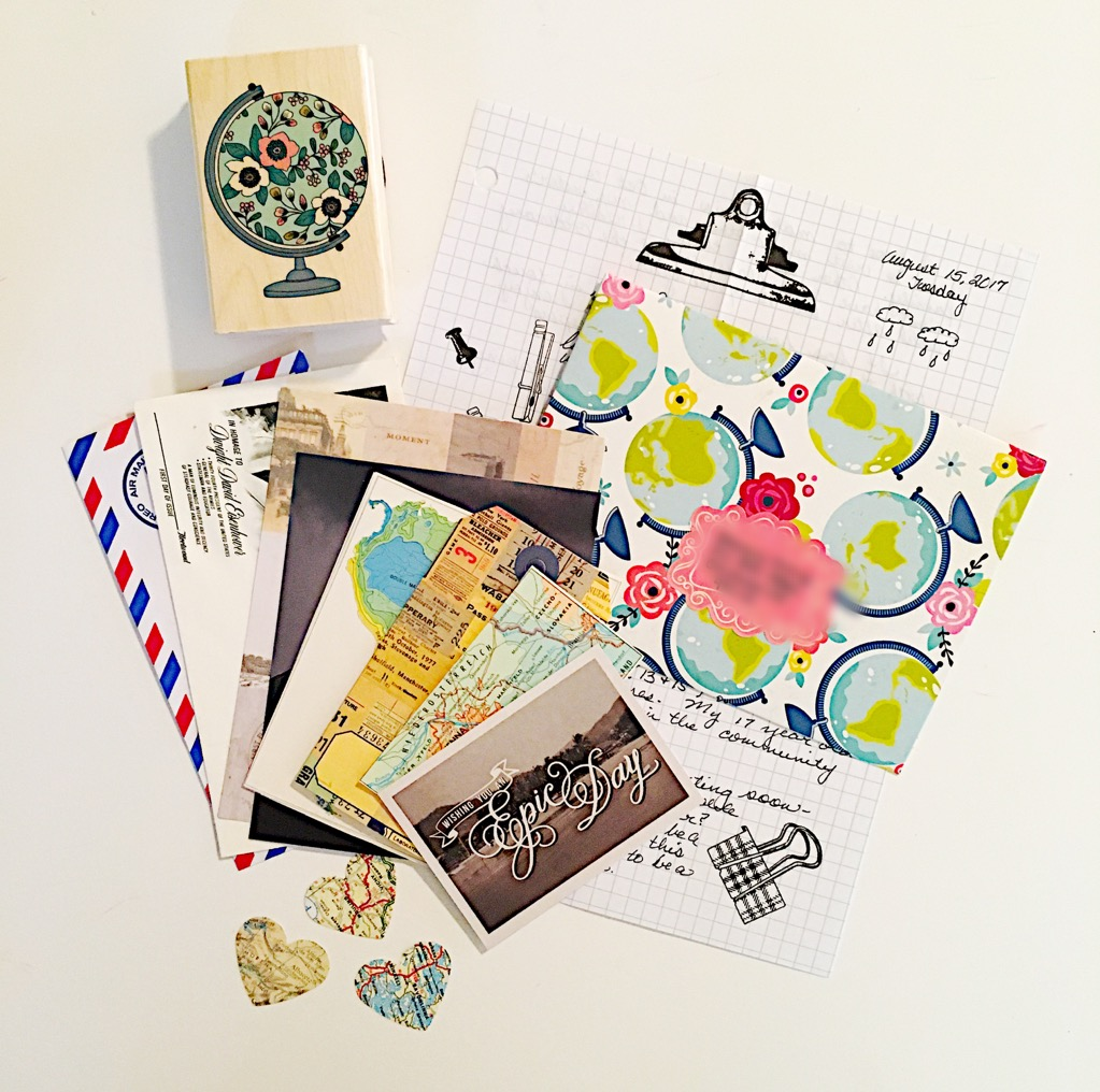 The Lost Art of Letter Writing   Revived!: Incoming Stationery Haul